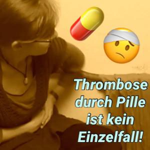 Thrombose Risiko Pille